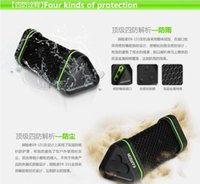 Cheap Waterproof Shockproof Wireless Bluetooth Speaker Outdoor Sports Portable Stereo Speaker For iphone 4S 5 ipad 2 3 4 Mini