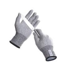 Wholesale TFY Anti Abrasion Cut Resistant Safety Kitchen Gloves for Hand Protection Pair Small Medium Large