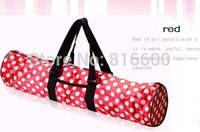 Wholesale multifunctional waterproof breathable sports and fitness yoga mat bag