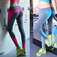 Wholesale Lady Women Yoga Clothing Sports Pants Leggings For Female Legging Tights Workout Sport Fitness Bodybuilding And Clothes Running