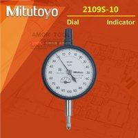 aluminium testing - Mitutoyo dial test indicator gauge mm metric dial indicator aluminium case paint finish gauge measurement instrument