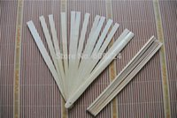 bamboo fan staves - 20 Fans Bamboo Staves per Fan