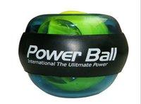 Cheap New Arrived PowerBall Gyroscope LED Wrist Strengthener Ball   Wrist Power Force Ball   Arm Exercise Power Ball