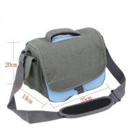 bag filling and sealing machine - New DSLR SLR Camera Shoulder Messenger Bag Padded For Canon Nikon Pentax Sony bag juice bag filling and sealing machine