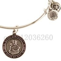 anthony products - China Alex And Ani Russian silver St Anthony alex ani new product