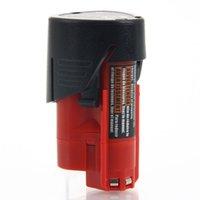milwaukee - EAST Rechargeable battery V VOLT BATTERY Li ion Ah mAh for MILWAUKEE