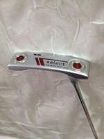 Wholesale golf clubs select newport2 putters inch with steel shaft pc silver newport2 golf putter free headcover
