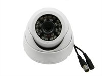 Wholesale TVL CCTV camera HD CMOS IR led surveillance security camera indoor dome camera