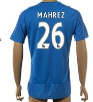 wholesale sports jerseys - Thai Quality Customized new season MAHREZ Soccer Jerseys men Athletic Outdoor Cheap DRINKWATER Soccer wear VARDY Sport Jerseys