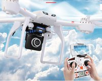 aircraft load control - Camera Aerial photo four axis aircraft UAV remote control aircraft instrument HD professional induction novice loaded Helicopter