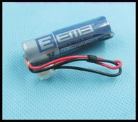 Wholesale 10pcs Brand New EEMB ER14505 AA V mAh Lithium Battery Batteries with Plug