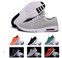 Wholesale 2014 New Arrival Comfortable Breathable Stefan Janoski Men s Women s Running Shoes Sport Shoes Size Eur
