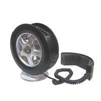 Wholesale 2015 Hot Creative Wheel Shaped Wired Table Telephone with Light Novelty Desk Telephone modeling phone telephone