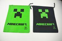 draw string bag - hot Minecraft bag creeper JJ Draw String Bag Gift bag cm x cm in stock