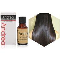 Wholesale Andrea Hair Growth Essence Hair Loss Liquid dense hair fast sunburst hair growth grow Restoration pilatory ML