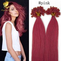 Pink Hair Extensions Wholesale 47