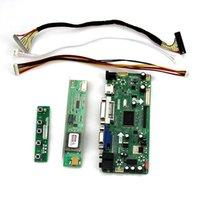 audio controller driver - For LP171WP4 TL B1 LTN170X2 L02 M NT68676 LCD LED Controller Driver Board HDMI VGA DVI Audio