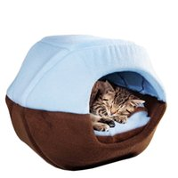 Wholesale New Dog Bed Warm House For Cats and Dogs Washable Pet beds for animals cama para cachorro Colors Size
