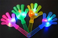 Wholesale 160pcs Holiday party celebration activities clapping device LED flash clapper