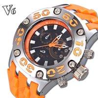 Cheap silicone strap watches Best military men watch