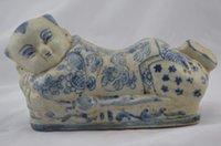 antique porcelain doll - Republic of Jingdezhen porcelain antique porcelain doll antique flea antique ceramics collection