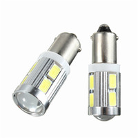 Wholesale Lowest Price Car Light Source H6W BAX9s SMD CREE LED Sidelight Can OBC Error Free NEW Bulbs