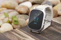 Wholesale T58 Smart Watch Bluetooth inch OLED Touchscreen with SIM card and GPS chip inside GPS WIFI LSB multi position functions WSA