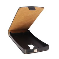 Cheap For LG G Flex 2 Real leather case Genuine Leather Case For LG H959 Flip Vertical Leather Cases Back Cover