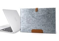 bags graphics - Wool Liner Felt Ultrabook Laptop Sleeve Bag Case Cover quot for MACbook Air Pro Huion H610 Pro Graphics Drawing Tablet