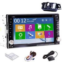 audio designs - Extrons Rear Cam In Dash win UI Design Car Radio Double din Car DVD Player GPS Navigation In dash Car PC Stereo Head Unit video audio BT