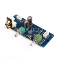 ac filter circuit - Low Pass Filter Circuit Finished Board AC V DC9 V Audio Control Module Sub Woofer frequency adjustment Amplifier Board