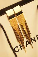 Wholesale Brand new Star earrings woman Fashion Earring Tassel hanging style earrings