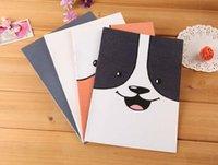 Wholesale Free ship pc Cute cartoon animal laptop diary book Creative Students notebook