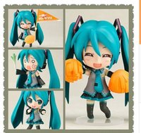 beginning sounds - Anime sound at the beginning of mini doll of clay Hatsune Miku doll spot who edition model