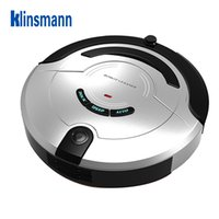 Wholesale Germany Klinsmann household automatic intelligent remote control robot vacuum cleaner sweeping slim mop cleaning machine