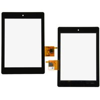 tablet parts - Promotion Tablet Touch Panel inch Tablet Digitizer Glass For Acer Iconia Tab A1 A1 Tablet Replacement Parts B0552