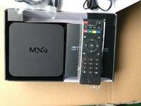 Wholesale cheapest MXQ amlogic s805 xbmc kodi Quad core MXQ TV Box iptv box support bein sport discovery smart tv box
