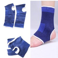 Wholesale Practical Stretch Ankle Protection Elastic Brace Guard Support Sports Gym B1681