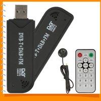 mini digital tv stick - RTL SDR FM DAB DVB T Digital USB TV Stick Mini PC Dongles Set with RTL2832U R820T Tuner Receiver Remote Control
