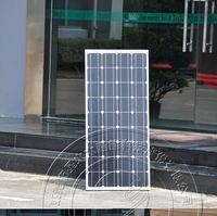 Wholesale 100W solar panel m cable for V battery motorhome camper caravan boat watt