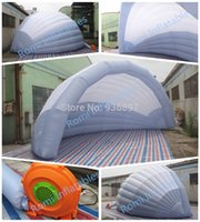 inflatable tent - inflatable stage tent cover Inflatable half dome tent