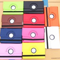 ipads - 360 Degree Rotating PU Leather Stand Cover Case For iPad Air Air iPads Mini