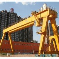 Cheap Double girder gantry cranes CHG Series electric hoists trolley gantry crane with hook 2 t - 63 t $2000- $80000  set