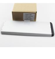 Wholesale Laptop Battery for Apple MacBook Inch Aluminum Unibody Version A1280 A1278 MB466LLA MB466LL A Premuim Quality Aluminum Casing