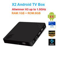 Cheap Original Beelink X2 Android 4.4 TV BOX Best Beelink X2 Smart tv box