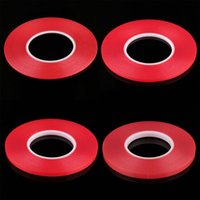 Wholesale M MM Strong Acrylic Adhesive Clear Double Sided Tape Heat Resistant Adhesive Tape Multi function high Quality