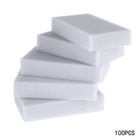 Wholesale 100pcs Easily Use Lightweight Car Clean Magic Sponge Eraser Clean Washing Mud for Car Cleaning Detail Clay Cleaning FreeShipping