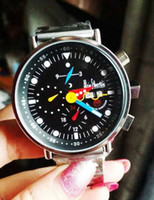 alain watch - Factory Seller brand limited edition chronograph auto self wind mechanical water proof alain wrist watch for men