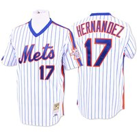 throwback jerseys - Baseball Jerseys New York Mets Throwback M N Jerseys Keith Hernandez White With Blue Pinstriped Home Stitched Jersey