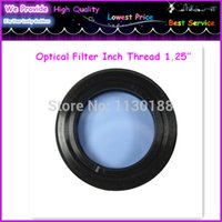 Wholesale Datyson Full Metal Optical Filter inch Blue Inch Thread Special Watch Nebula Filter Telescope Filter